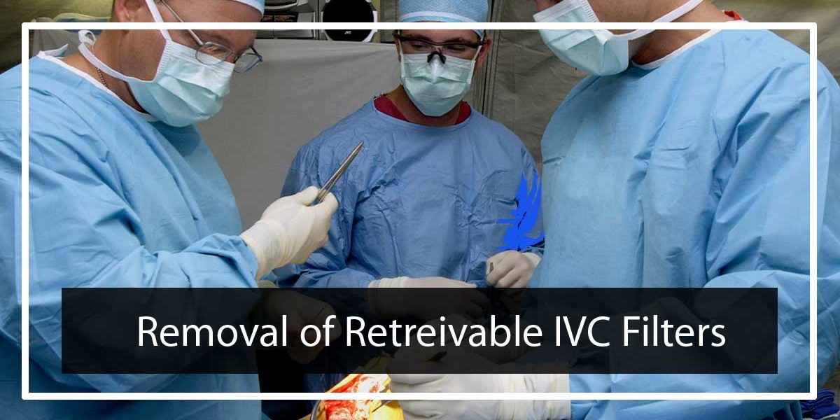 Removal of Retreivable IVC Filters