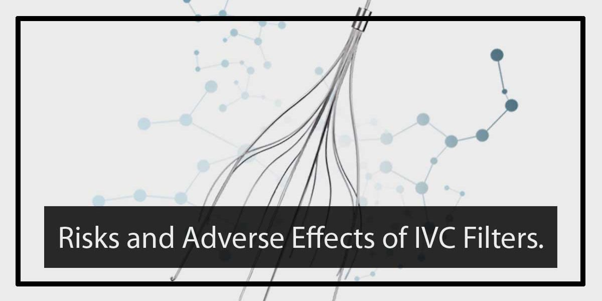 Risks and Adverse Effects of IVC Filters.